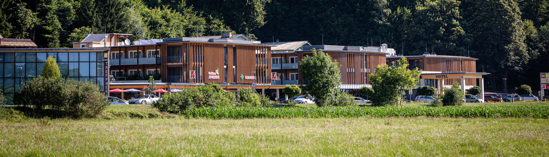 4-Sterne Hotel am Ossiacher See